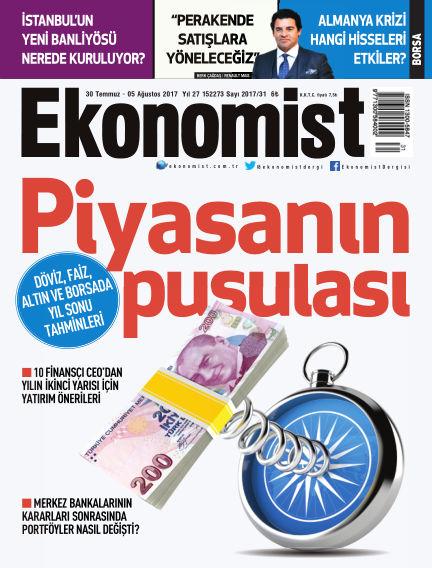 Ekonomist July 30, 2017 00:00