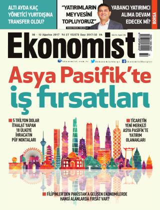 Ekonomist 6th August 2017