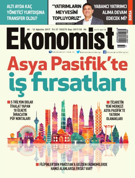 Ekonomist August 06, 2017 00:00