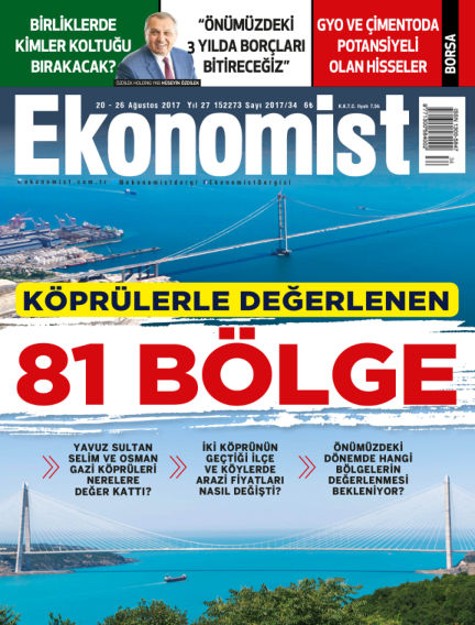 Ekonomist August 20, 2017 00:00