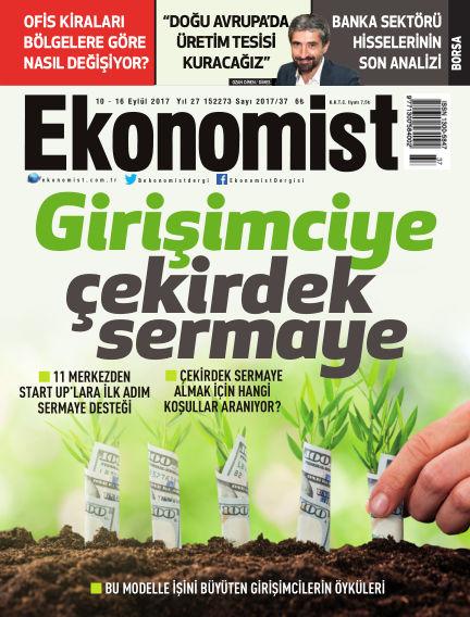 Ekonomist September 10, 2017 00:00