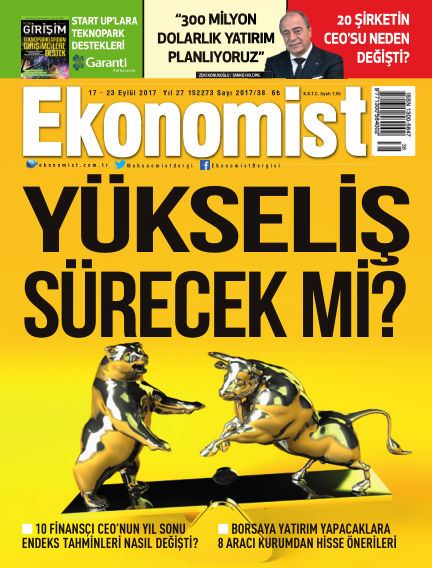 Ekonomist September 17, 2017 00:00