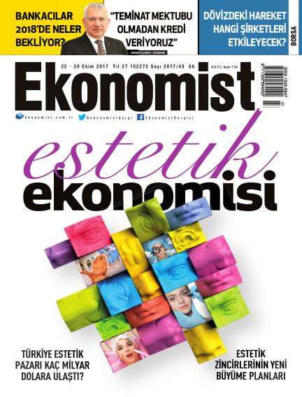 Ekonomist October 22, 2017 00:00