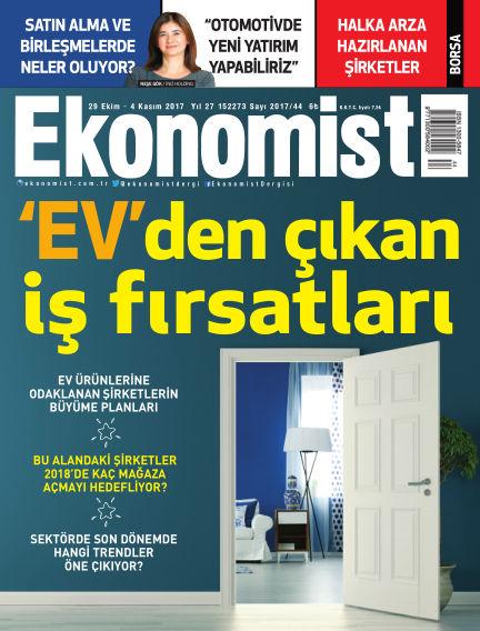 Ekonomist October 29, 2017 00:00