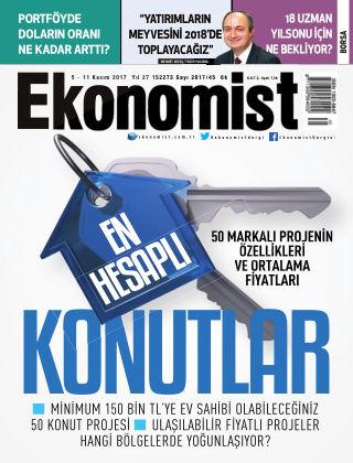 Ekonomist 5th November 2017