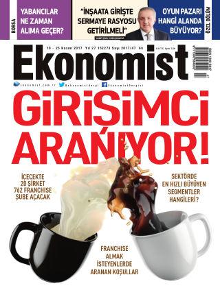Ekonomist 20th November 2017