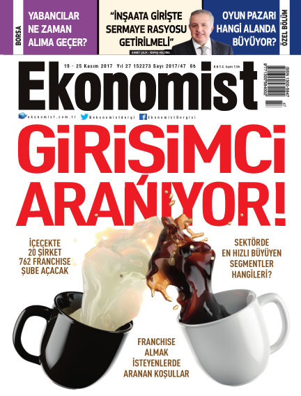 Ekonomist November 20, 2017 00:00
