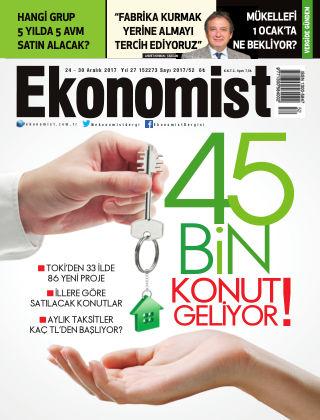 Ekonomist 22nd December 2017