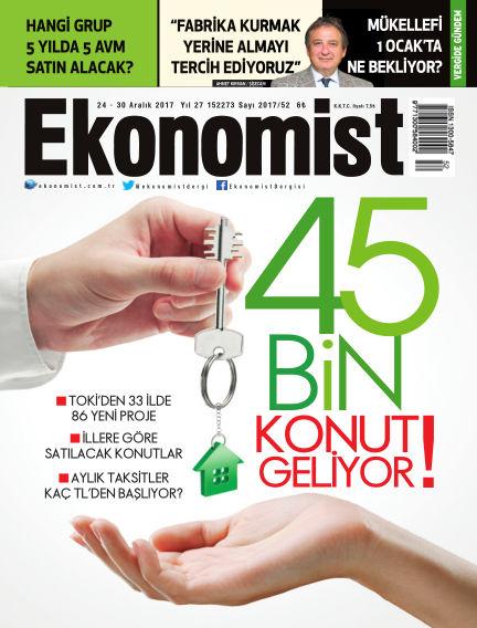 Ekonomist December 29, 2017 00:00