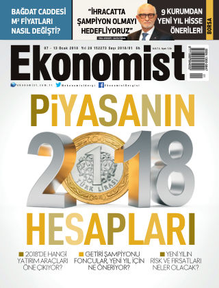 Ekonomist 7th January 2018