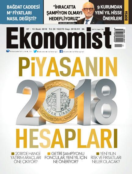 Ekonomist January 07, 2018 00:00