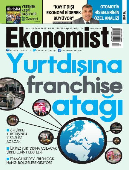 Ekonomist January 15, 2018 00:00