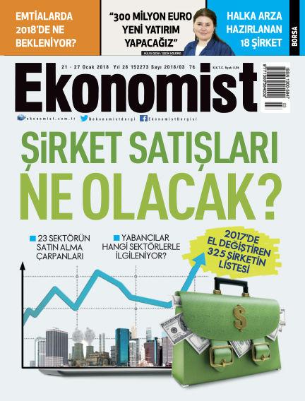 Ekonomist January 22, 2018 00:00