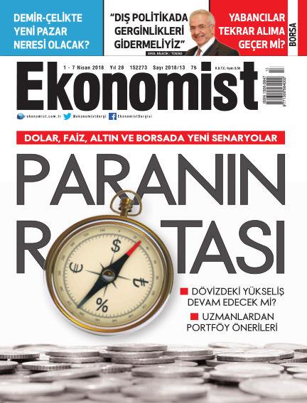 Ekonomist April 01, 2018 00:00