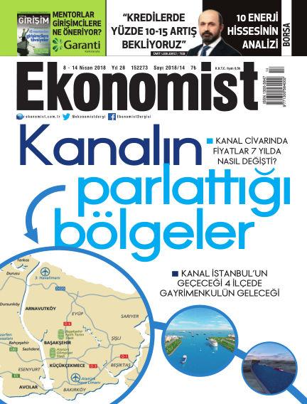Ekonomist April 08, 2018 00:00
