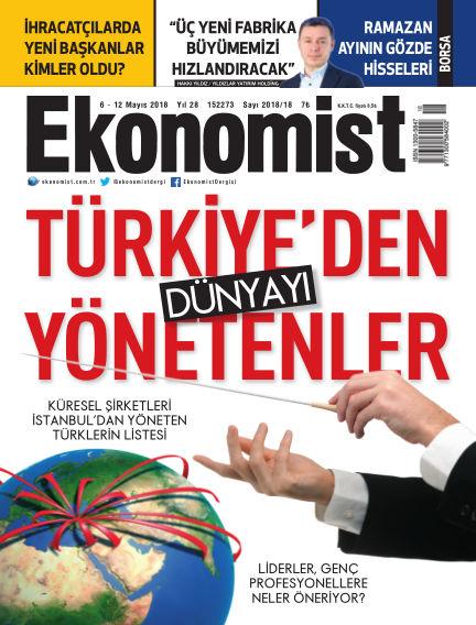 Ekonomist May 06, 2018 00:00