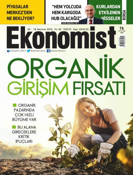 Ekonomist June 03, 2018 00:00