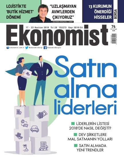 Ekonomist June 14, 2018 00:00