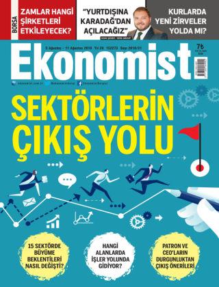Ekonomist 2018-08-05