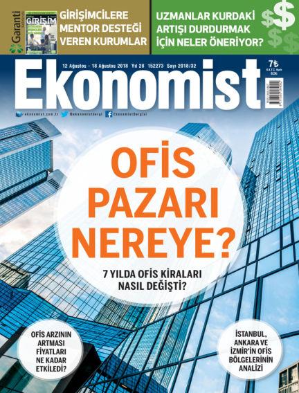 Ekonomist August 12, 2018 00:00