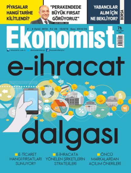 Ekonomist September 04, 2018 00:00