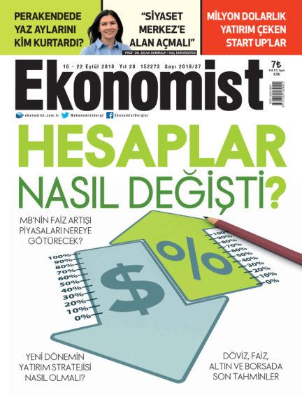 Ekonomist September 15, 2018 00:00