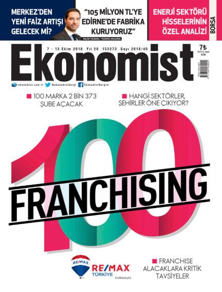 Ekonomist October 05, 2018 00:00