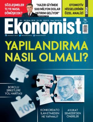 Ekonomist 2018-10-14