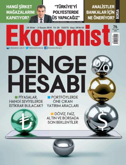 Ekonomist October 27, 2018 00:00