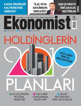 Ekonomist 2018-11-23