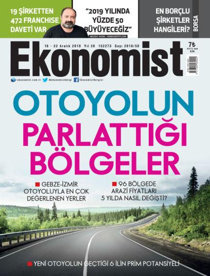 Ekonomist December 15, 2018 00:00