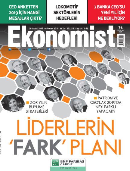 Ekonomist December 29, 2018 00:00