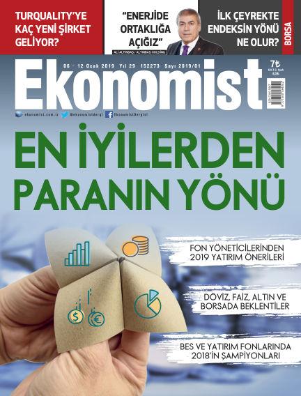 Ekonomist July 01, 2019 00:00