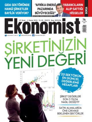 Ekonomist 2019-01-26
