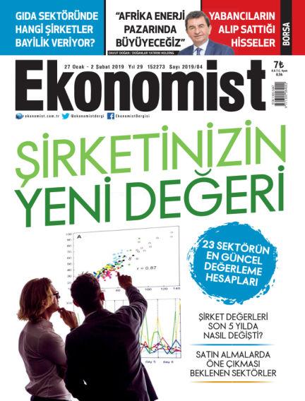 Ekonomist January 26, 2019 00:00
