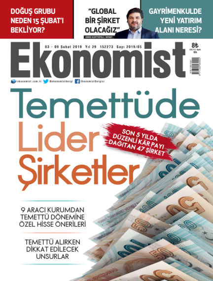 Ekonomist February 02, 2019 00:00