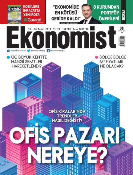 Ekonomist February 09, 2019 00:00