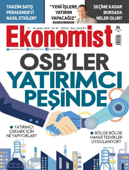Ekonomist February 17, 2019 00:00