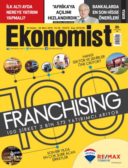 Ekonomist February 23, 2019 00:00
