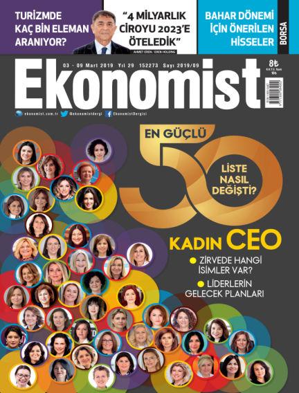 Ekonomist March 02, 2019 00:00