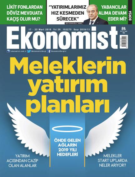 Ekonomist March 17, 2019 00:00