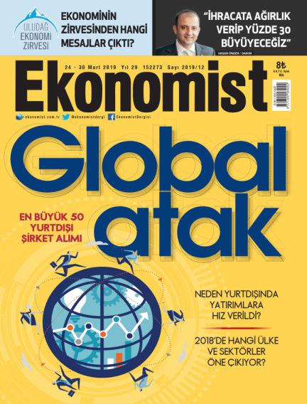 Ekonomist March 23, 2019 00:00
