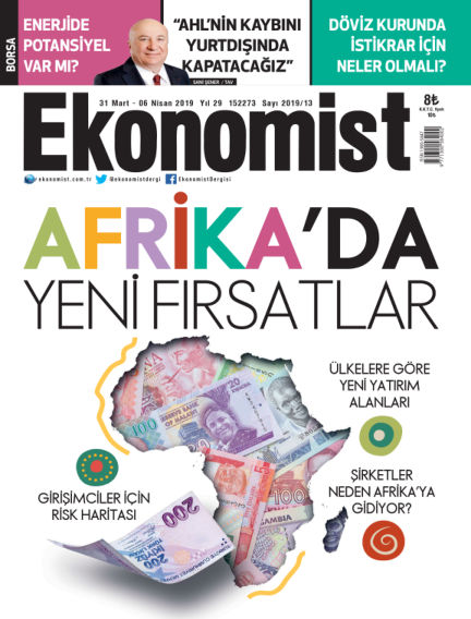 Ekonomist April 01, 2019 00:00