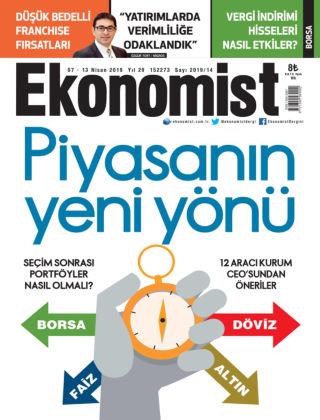 Ekonomist 2019-04-06