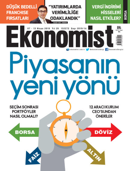 Ekonomist April 06, 2019 00:00