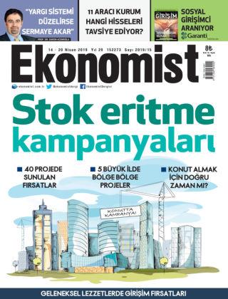Ekonomist 2019-04-14