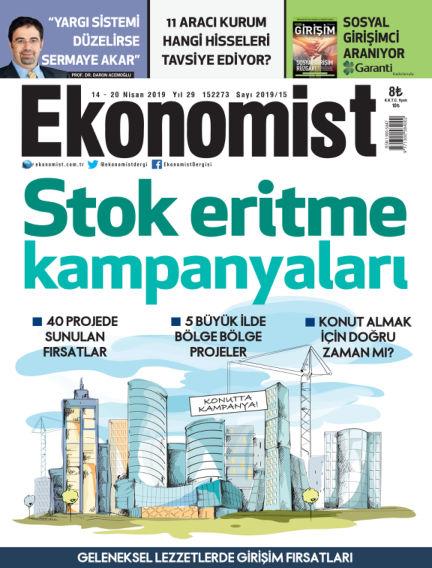 Ekonomist April 14, 2019 00:00