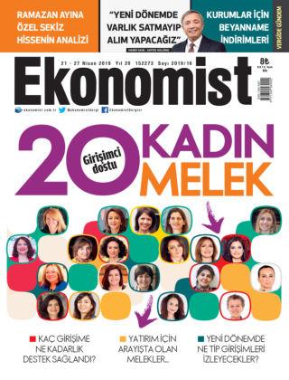 Ekonomist 2019-04-20