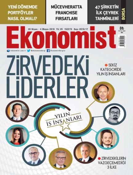 Ekonomist May 01, 2019 00:00