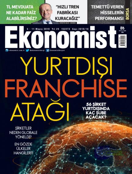 Ekonomist May 04, 2019 00:00